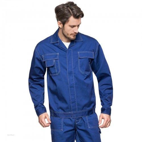 Bluza robocza AVACORE BLAUMANN w kolorze niebieskim