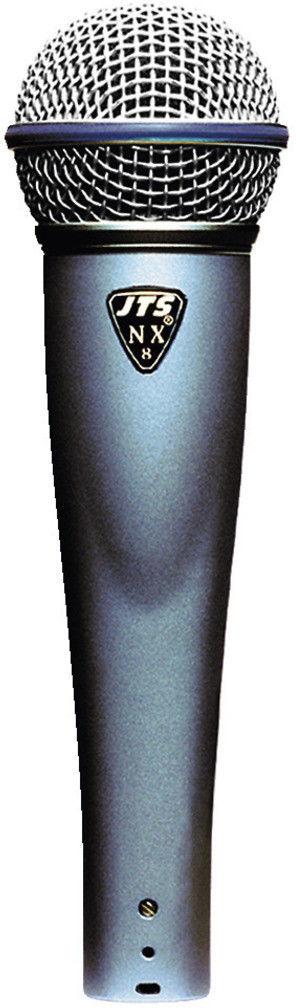 JTS NX-8 - Dynamiczny mikrofon wokalowy