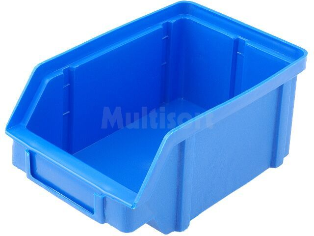 Pojemnik warsztatowy typ V - 119x77x56mm niebieski