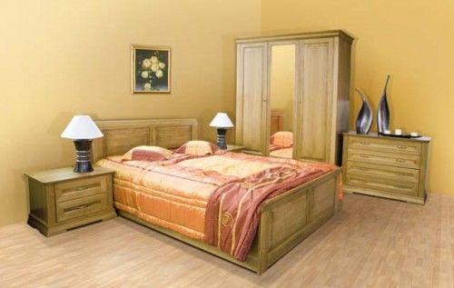 Łóżko Sandra