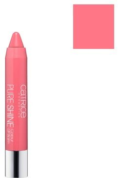 Catrice Cosmetics Pure Shine Balsam do ust w kredce 030 Don''t Think Just Pink- 2,5g Do każdego zamówienia upominek gratis.