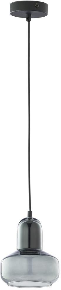 Vichy lampa wisząca 1 punktowa grafitowa 2320 - TK Lighting // Rabaty w koszyku i darmowa dostawa od 299zł !