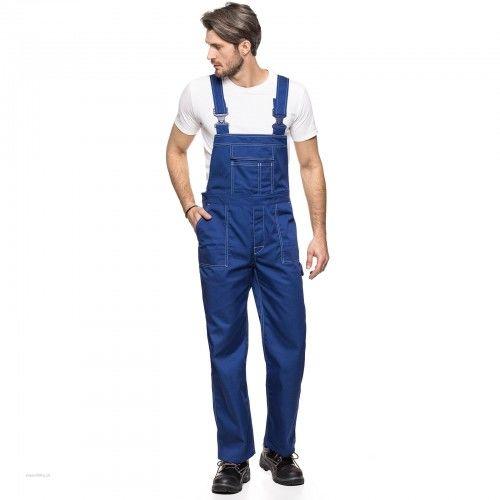 Spodnie ogrodniczki AVACORE BLAUMANN w kolorze niebieskim