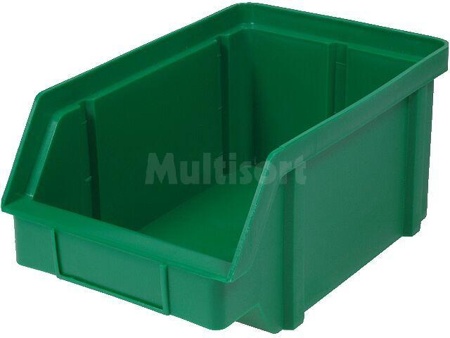 Pojemnik warsztatowy typ II - 314x202x148mm zielony