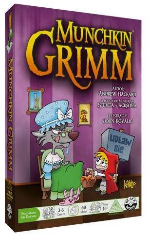 Gra Munchkin Grimm