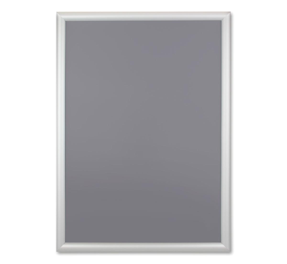 Ramka OWZ B3 plakatowa zatrzaskowa aluminiowa