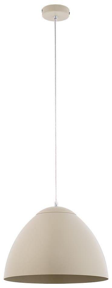 Faro lampa wisząca 1 punktowa beżowa 3245 - TK Lighting // Rabaty w koszyku i darmowa dostawa od 299zł !