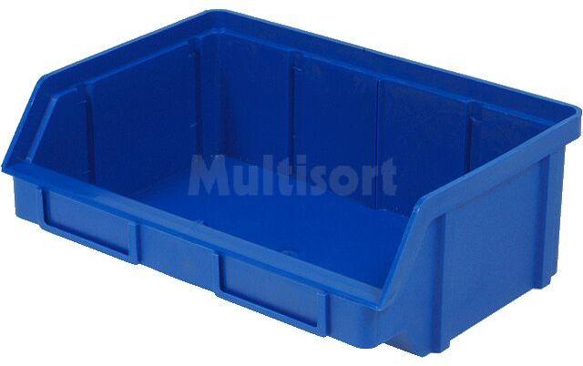 Pojemnik warsztatowy typ VI - 140x203x74 mm niebieski