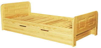 Łóżko Utte 2