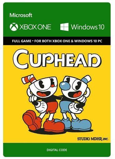 Cuphead [kod aktywacyjny] Xbox One / Xbox Series X/S