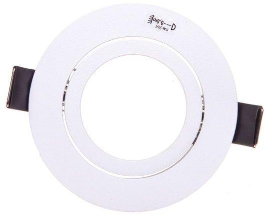 Oprawa punktowa 50W Gx5,3 12V IP20 DALLA CT-DTO50-W OPR.HALOGEN 22430