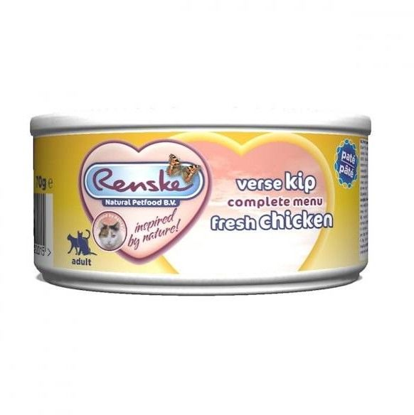 Renske fresh meat Chicken 24x70g
