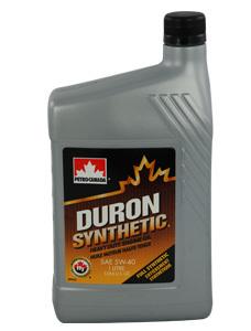 DURON SYNTHETIC 5W-40 1 l. syntetyczny olej silnikowy