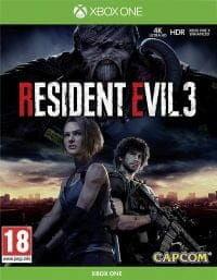 Resident Evil 3 XONE Używana