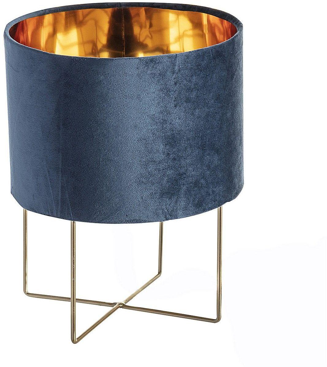 Lampa stołowa Trixi Navy, 28 x 37 cm