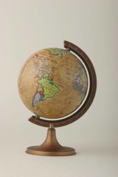 Globus 110 retro folia