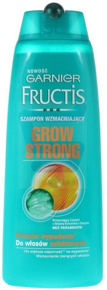 Garnier Fructis Grow Strong szampon do włosów wzmacniający 250ml