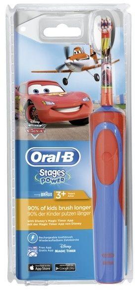 Szczoteczka dla dzieci Braun Oral-B Stages Power 900 Kids Szczot. Oral-B Stages Power 900 Kids