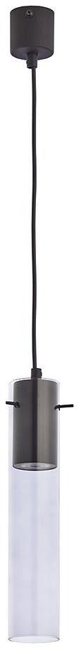 Look lampa wisząca 1 punktowa grafitowa 3146 - TK Lighting // Rabaty w koszyku i darmowa dostawa od 299zł !