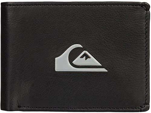 Quiksilver  New Miss Dollar BiFold Leather Wallet Mężczyźni