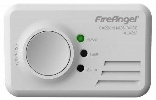 CO-9X10 FIREANGEL Czujnik tlenku węgla (czadu)