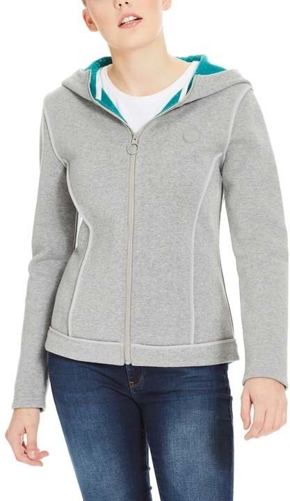 bluza BENCH - Jacket Binding Winter Grey Marl (MA1054)