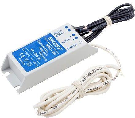 Elektroniczny włącznik dotykowy - ewd 300