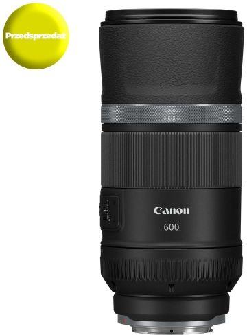 Obiektyw Canon RF 600mm F11 IS STM - CASHBACK od Canon Polska 370PLN