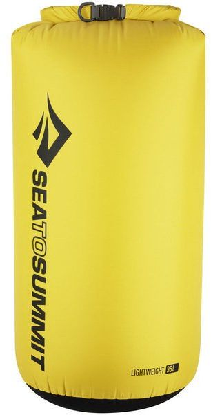 Worek wodoodporny Sea to Summit Lightweight Dry Sack 35l - yellow