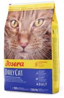 Josera Daily Cat Drób Bezzbożowa 10 kg