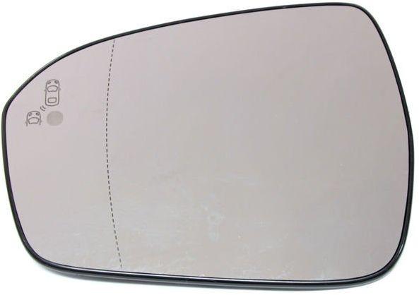lusterko Ford Mondeo Mk5 - wkład lusterka lewego +BLIS