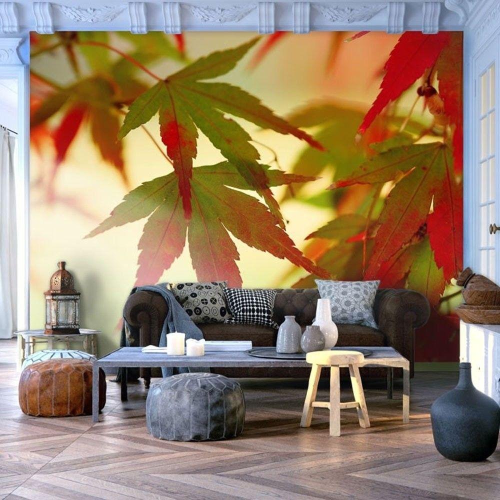 Fototapeta - kolorowe liście
