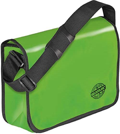 Veloflex Shoulder Bag Velocolor torba na ramię, różne kolory do wyboru, zielony (zielony) - 10100935