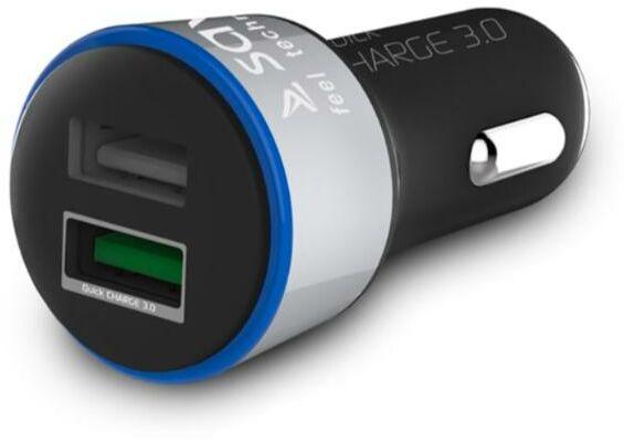 Savio Quick Charge 3.0A SA-06/B