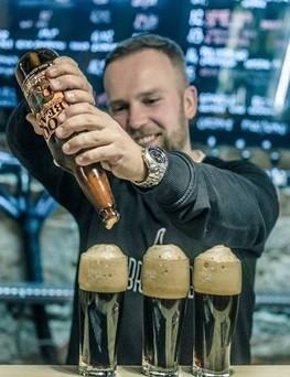 Voucher na degustację piwa  Gliwice