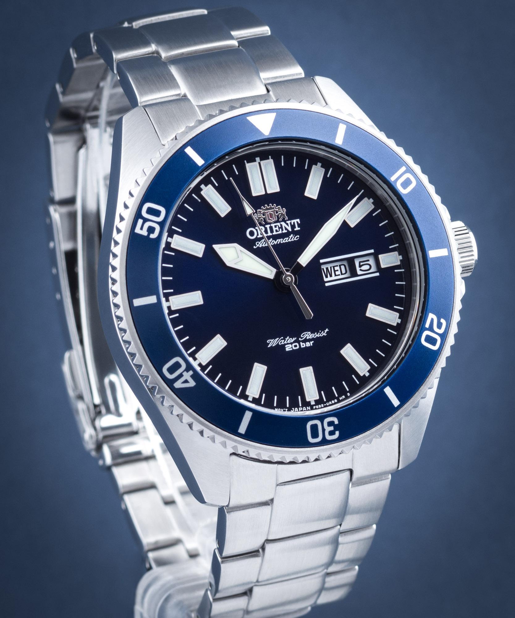 Zegarek męski Orient Big Mako XL Diver Automatic