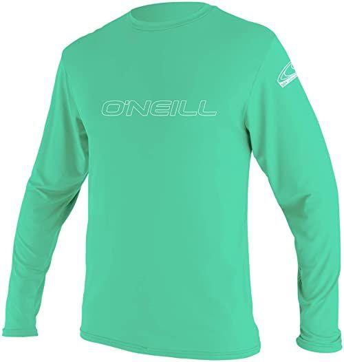 O''Neill Wetsuits Youth Basic Skins koszulka z długim rękawem i krótkim rękawem, kolor niebieski