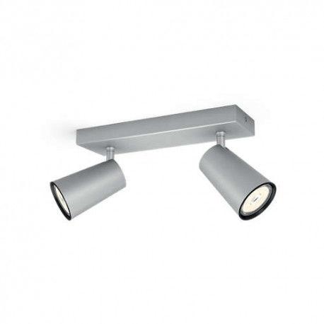 == WYSYŁKA 48H == myLiving Oświetlenie punktowe PAISLEY, aluminium 50572/48/PN PHILIPS