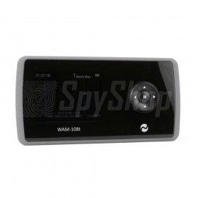 Szerokopasmowy skaner radiowy do wykrywania podsłuchów i kamer JJN WAM-108T