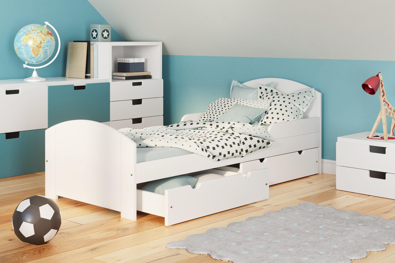 Łóżko dla dzieci pojedyncze Billy