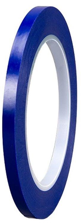 3M 471+ PVC Taśma maskująca niebieski (indigo), 6 mm x 32,9 m (06405)