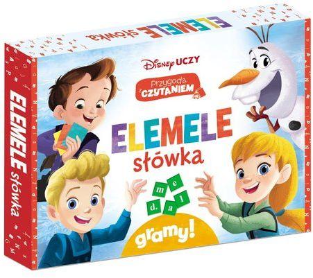 Disney uczy Elemele słówka ZAKŁADKA DO KSIĄŻEK GRATIS DO KAŻDEGO ZAMÓWIENIA