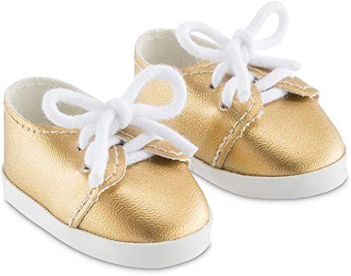 Ma Corolle złote buty / dla wszystkich lalek Ma Corolle 36 cm / nadaje się dla dzieci od 4 lat