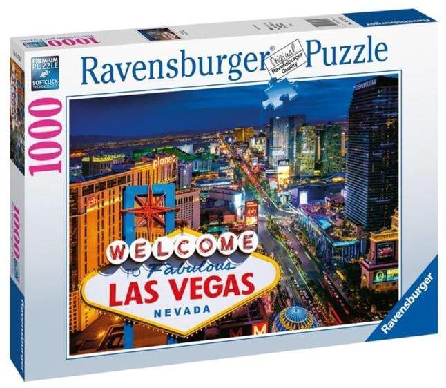 Puzzle 1000 Las Vegas - Ravensburger