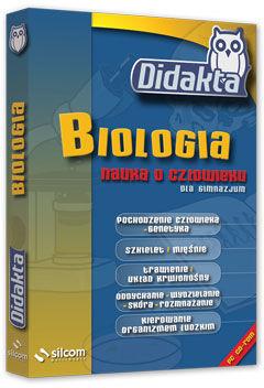 Didakta - Multilicencja nieograniczona czasowo - Biologia 1 - Nauka o człowieku