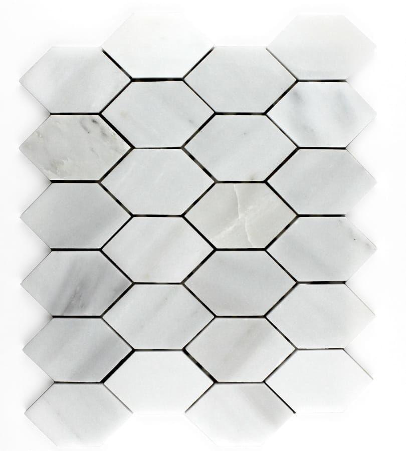 MIDAS - Mozaika marmurowa 8mm A-MST08-XX-034