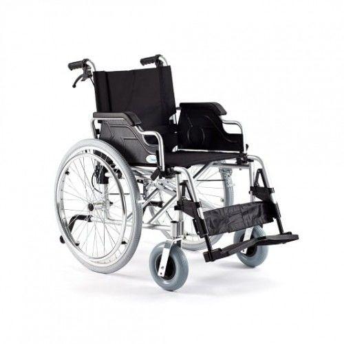 Wózek inwalidzki aluminiowy FS 908 LQ