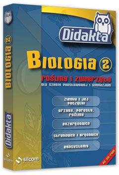 Didakta - Multilicencja nieograniczona czasowo - Biologia 2- Rośliny i zwierzęta