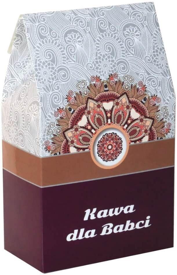 Kawa dla Babci  prezent podarunek dla babci z kawą smakową aromatyzowaną 10 smaków x 10g