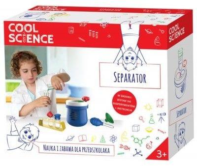 TM Toys - Cool Science Nauka i zabawa dla przedszkolaka Waga DKN4002